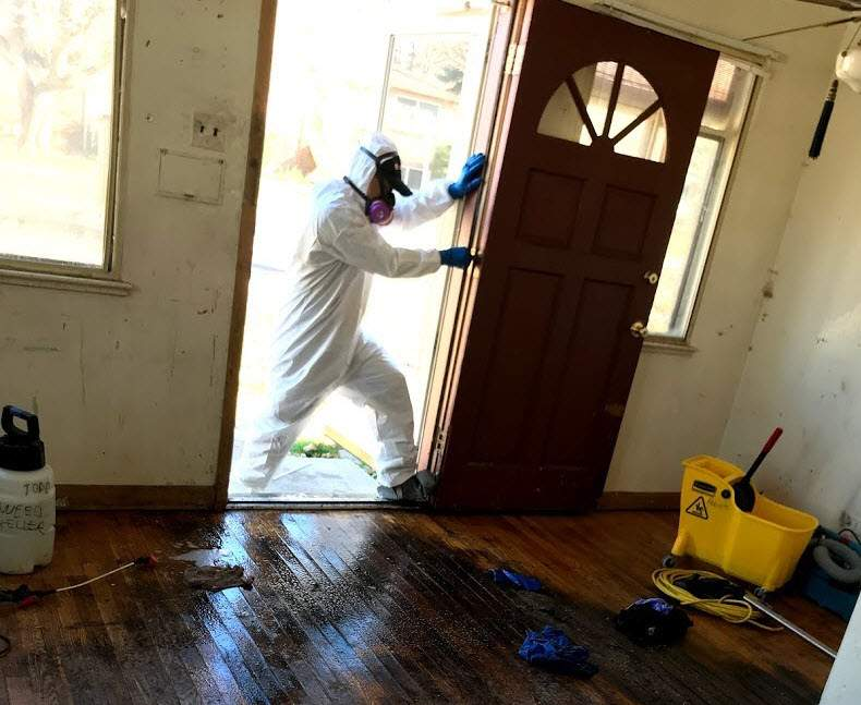 Biohazard, Hazardous Materials Cleanup