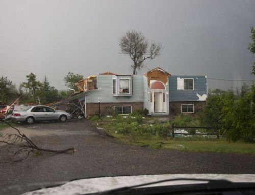 Keeping Your Family Safe During a Tornado