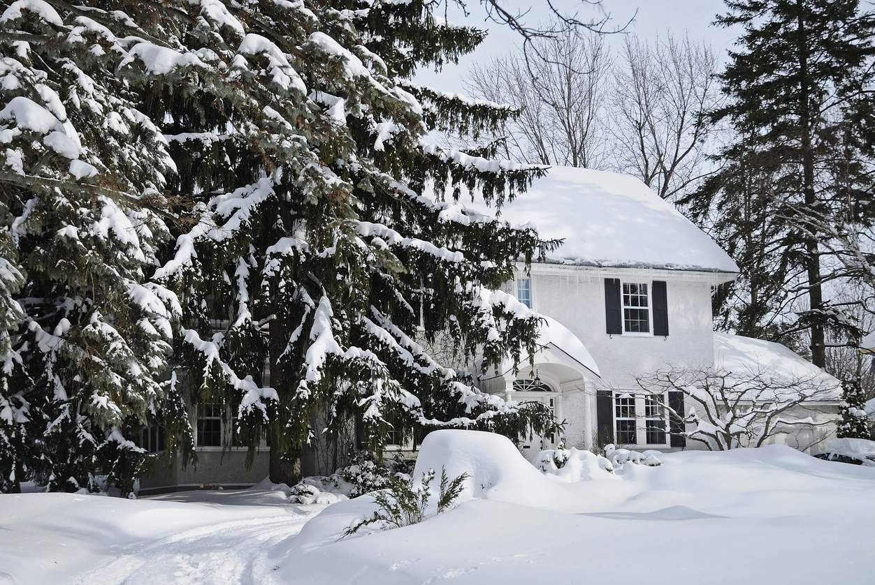 5 Things You Can Do This Weekend to Winterize Your Home